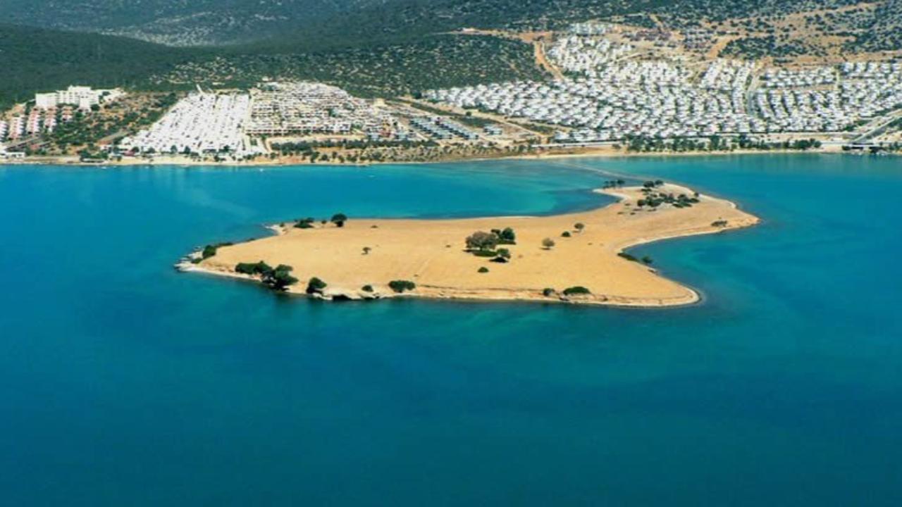 Aydın Saplı Ada | Güzel Yerler | Gezi Rehberiniz...