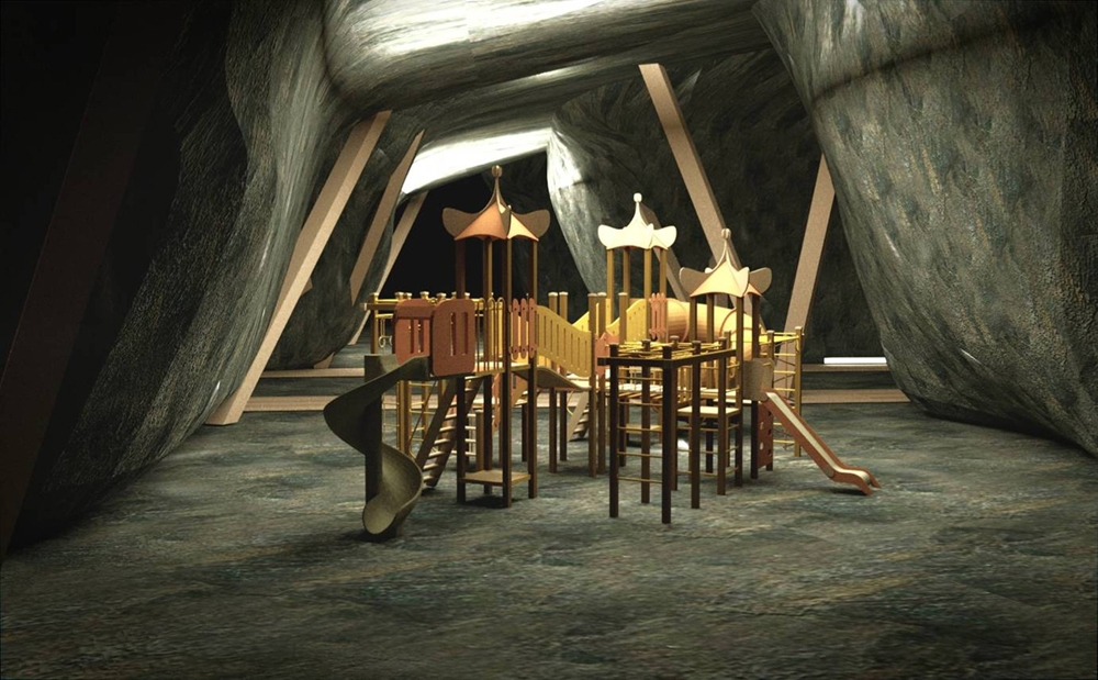 Çankırı Tuz Mağarası
