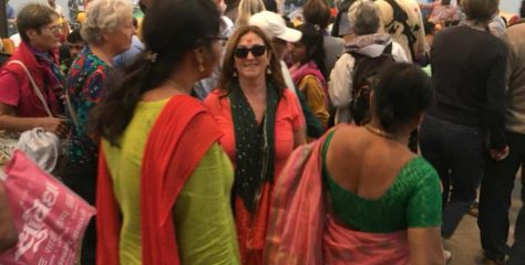 Seval Demirel: Hindistan Benim İçin Gökkuşağı…
