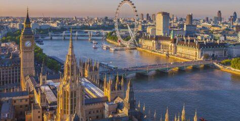 Londra'nın En Güzel Gezi Noktaları