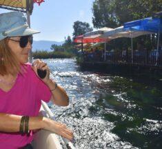 Muğla'da Doğal Akvaryum: Kadın Azmağı